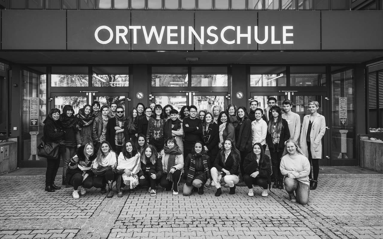 Erasmus Projekt Ortweinschule